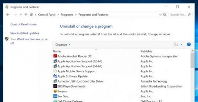 Come disinstallare o riparare un app in Windows 10