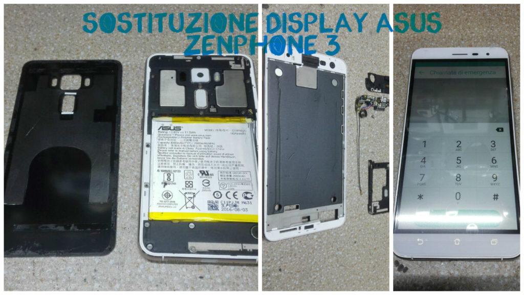 Cambio display Asus Zenphone
