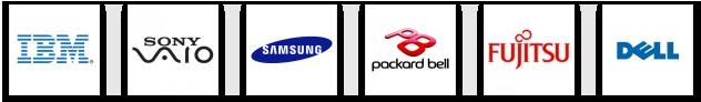 Assistenza Computer IBM, Sony, Packard Bell, Fujitsu, Dell